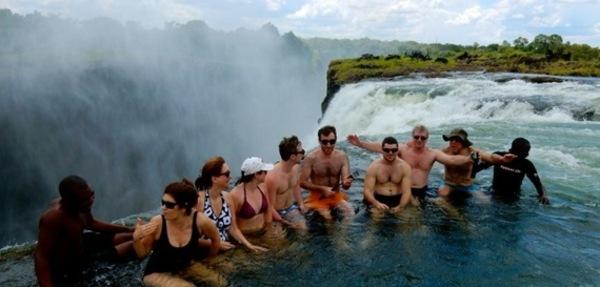 Victoria Falls Blog